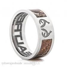 camouflage wedding rings the most awesome mens camouflage wedding band intended for inspire