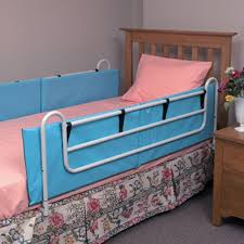 Hospital Bed Rails Briggs Vinyl Bed Rail Cushions One Pair