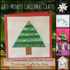 last minute christmas crafts 20 diy ornaments and other quick