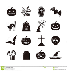 halloween icon stock illustration image 59583370