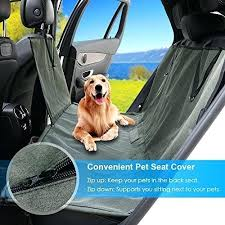 dog hammock car seat pet hammock cradle dog car rear back seat