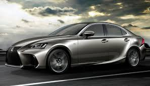 isf lexus 2018 a visual comparison between the 2017 lexus is and its predecessor