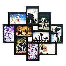 Wall Picture Frames by Amazon Com Bestbuy Frames Wall Hanging Large 10 Piece Multiple