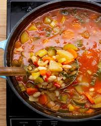 overflowing with veggies from the garden use them up in this