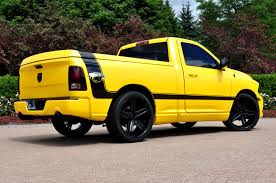 Dodge Ram 97 - ram unveils rumble bee concept at woodward dream cruise truck trend