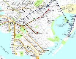New York City Map Subway Street Map Nyc 15 New York City Maps On World Maps