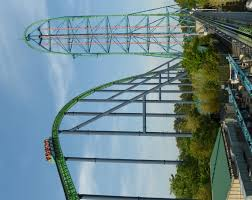 Six Flags Wild Safari Kingda Ka Six Flags Great Adventure