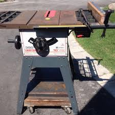 heavy duty table saw for sale find more heavy duty cast iron table saw craftmaster 10 for sale