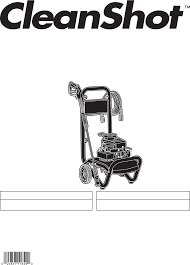 briggs u0026 stratton pressure washer 020244 0 user guide