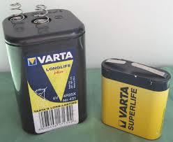 lantern battery wikipedia