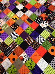 halloween scrappy fabrics quilt u2013 cotton poppy designs