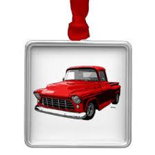 55 chevy ornaments keepsake ornaments zazzle