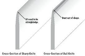sharpen kitchen knives how to sharpen kitchen knife bhloom co