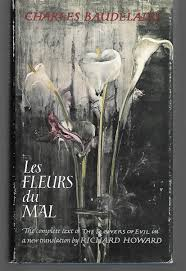 les fleurs mal by baudelaire first edition abebooks