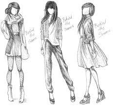 how to design clothes fashion sketches fashion illustration