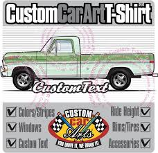 1972 ford f250 cer special custom t shirt 1967 1968 1969 1970 1971 1972 ford f 100 f 250