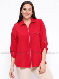 plus size blouse point collar plus size blouse kifayet