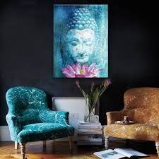 Home Decor Buddha by Compare Prices On Buddha Decoration Oil Painting Wall Art Online