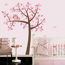 Nursery Owl Wall Decals Owl Wall Decals Create Ambiance Home Design