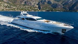 force india superyacht luxury motor yacht for charter with burgess