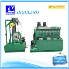 hydraulic test bench portable hydraulic tester jinan high land