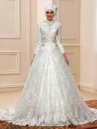 wedding dress for muslim cheap muslim wedding dresses online sale tbdress