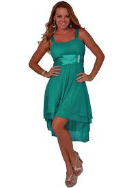special event sleeveless sheer gathered satin layered knee length