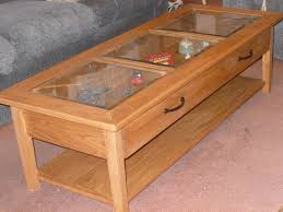 display coffee table plans coffee tables thippo