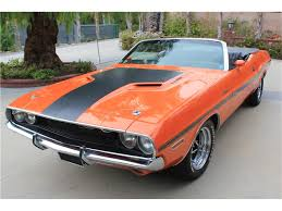 dodge challenger 1970 orange 1970 dodge challenger convertible rental in los angeles and