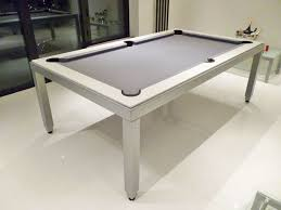 fusion pool dining table aramith fusion white pool dining table 7 5ft luxury pools pool