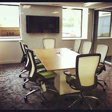 Preside Conference Table Leed Certified Forward
