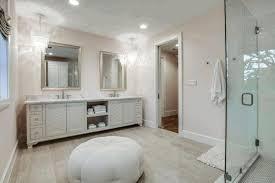 modern bathroom vanities elongated square brown smooth minimalist