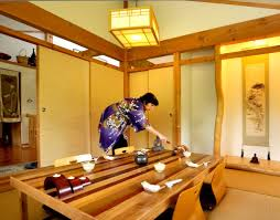 Japanese Dining Room Seeking A Japanese Guesthouse Experience Closer To Home The New