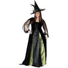 Plus Size Halloween Costumes For Women Goth Maiden Witch Plus Size Halloween Costume Walmart Com