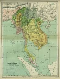 Map Of Thailand Nationmaster Maps Of Thailand 13 In Total
