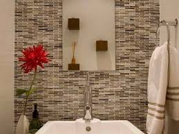 Bathroom Floor Tile Ideas For Small Bathrooms Small Half Bathroom Tile Ideas Wpxsinfo