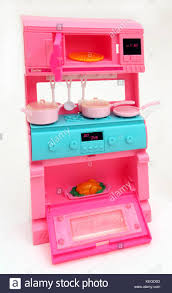 toy toys barbie stock photos toy toys barbie stock images alamy vintage 1994 barbie so much to do kitchen cooker and microwave set toy