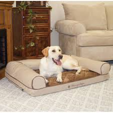 furniture dog couch bed luxury k h manufacturing memory foam cozy