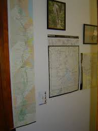 Giant Map Of The United States by Harlequin American