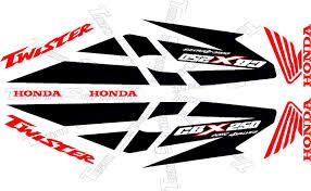 honda twister image gallery of honda twister logo