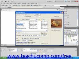 tutorial website dreamweaver cs5 dreamweaver cs5 tutorial inserting images into a web page adobe