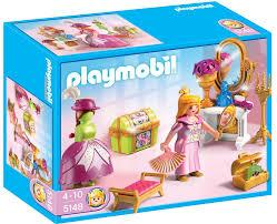 playmobil royal dressing room best educational infant toys