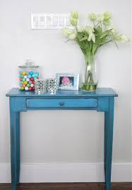 Blue Console Table Blue Console Tables Blue Console Table Two Peas Their Pod Rizz Homes