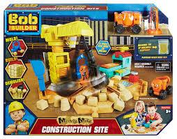 amazon fisher price bob builder mash u0026 mold construction