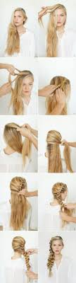 braided hairstyle instructions step by step hairstyles for long hair step by step instructions for braids