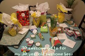 30th Birthday Gift Ideas For Him Diy