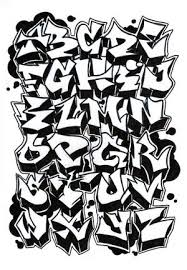 imagenes para dibujar letras graffitis 20 tipos de letras para dibujar graffitis y goticas imágenes