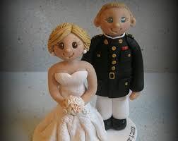 wedding cake topper custom wedding topper hiking theme