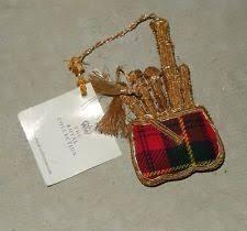 bagpipe ornament ebay