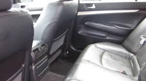 2007 Infiniti G35 Interior 2007 Infiniti G35 Blue Stock 13947b Interior Youtube